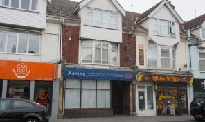Ashley Road, Parkstone, Poole, BH14 9BY